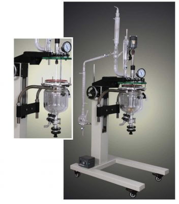 Bench Scale Reaction Units, Bench Scale Reactor Unit Manufacturers in India (Ankleshwar)