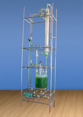 Glass Absorber Systems, Borosilicate Glass Absorber Manufacturers India (Ankleshwar)