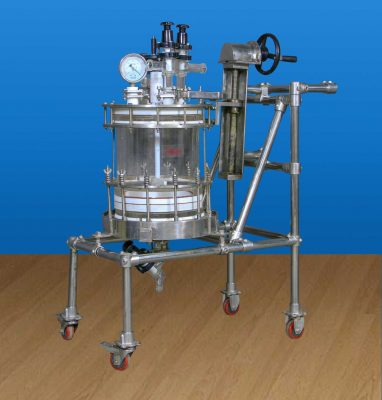Glass Nutsche Filter Manufacturer, Supplier, and Exporter in India
