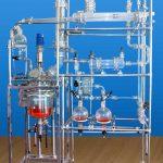 Kilo Lab Reaction And Distillation Unit Hood Application