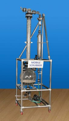 Mobile Gas Scrubber Manufacturers, Supplier, and Exporters India