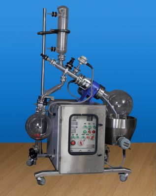 Rotary Film Evaporators, Vacuum Rotary Film Evaporator Manufacturer and Exporters in India
