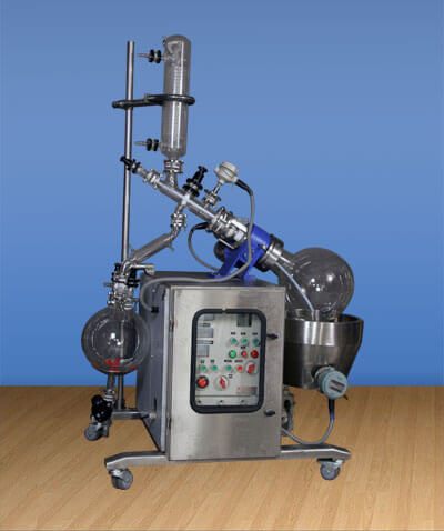 Rotary Evaporators, Rotary Film Evaporator Manufacturer, Supplier, and Exporters in India