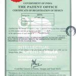 Sigma Glass Reactor Patents Registration No 207576